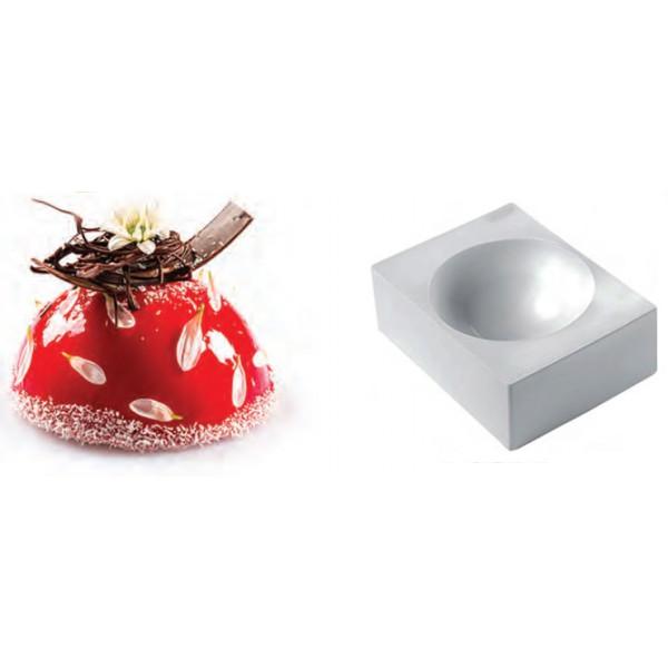 Tortaflex moule demi-sphere
