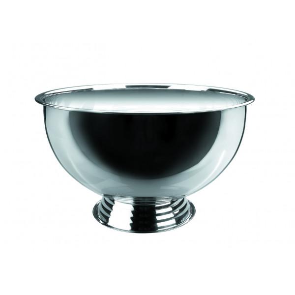 Vasque à champage inox