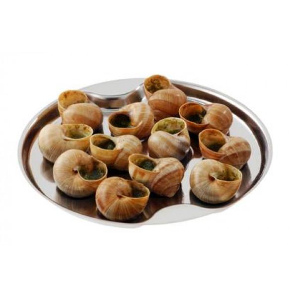 Plat à escargots 12 places