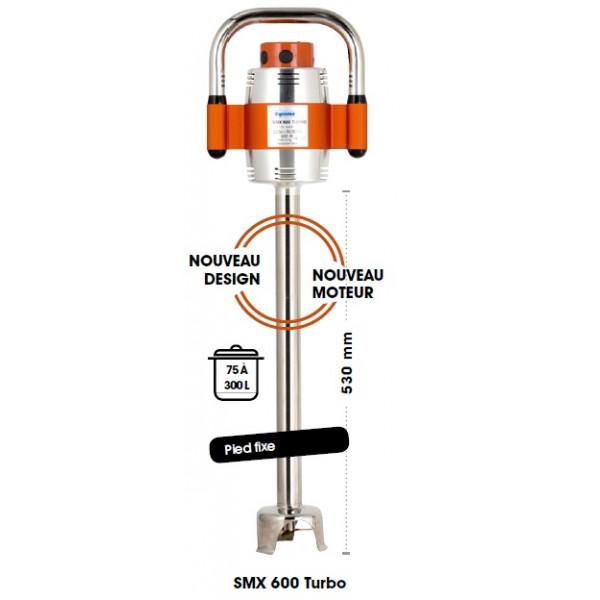 Mixer SMX 600 Turbo Monobloc