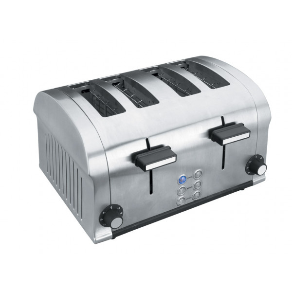 Grille pain Luxe 4 tranches