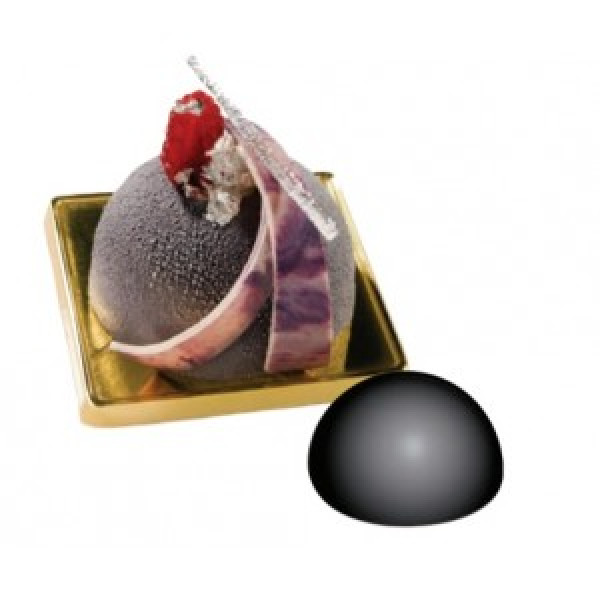 Plaque SiliPro 60x40  96 demi-sphères