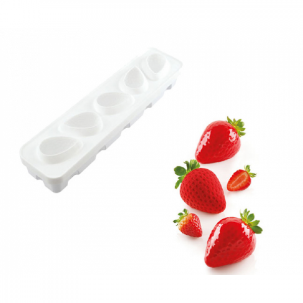 Silikomart - Kit moule 5 citrons