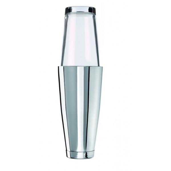 Shaker Boston inox / verre