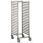 Echelle inox Gastronorme GN 1/1