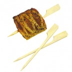 Mini-brochettes bambou