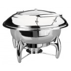 Chaffin dish Luxe rond