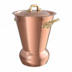 Pomme vapeur cuivre