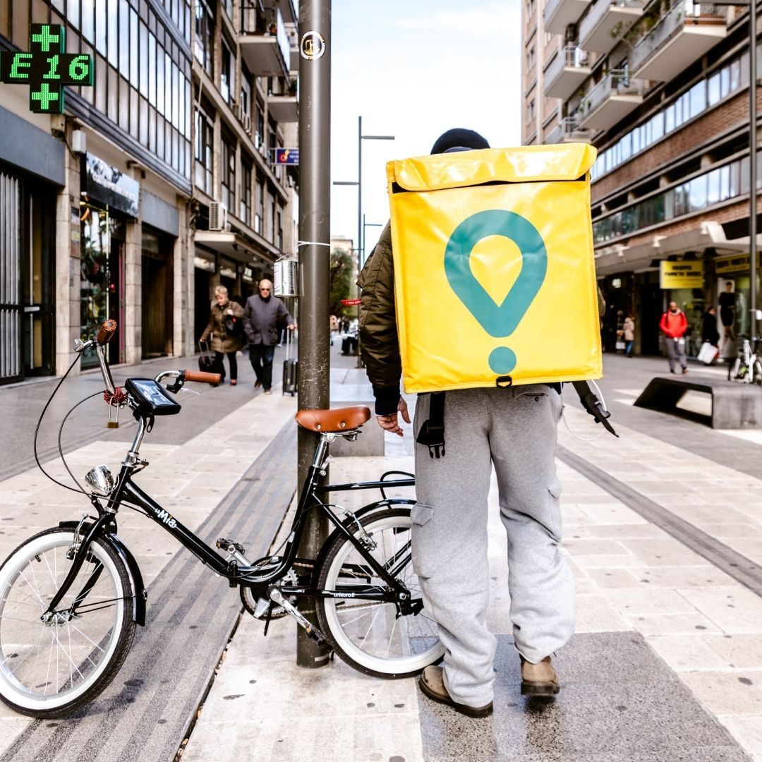 Dark Kitchen Deliveroo ou Glovo