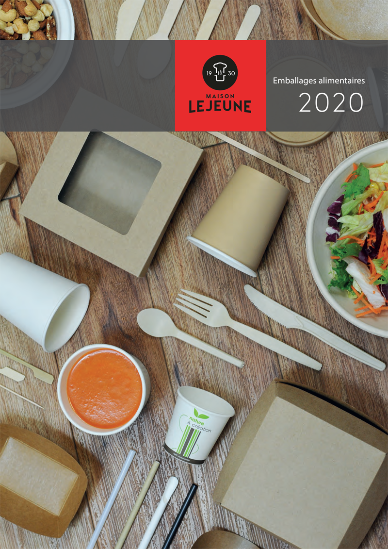 Catalogue emballage 2020 Maison Lejeune